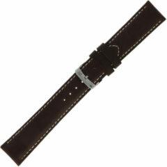 Morelatto Horlogebandje Rodius Bruin 22mm