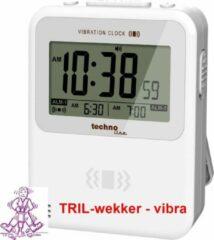 Witte TECHNOLINE WT350 REISWEKKER met TRIL/VIBRA