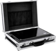 Zwarte Roadinger Laptop Flight Case LC-17 - laptop koffer 17 inch - Koffer - Notebook - Macbook