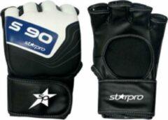 Zwarte Starpro S90 Mma Economy Training Handschoenen Maat 14oz
