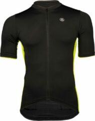 Gele Vermarc Solid PRR Jersey Black/Fluo Yellow Size XL