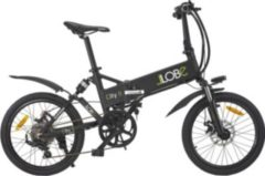 LLobe Alu Elektro Faltrad 20 Zoll City II, 7 Gang Shimano-Schaltung