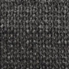 Antraciet-grijze VidaXL Balkonscherm HDPE 90x400 cm antraciet