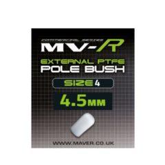 Witte Maver MV-R External Pole Bush - Maat 4 - 4.5mm