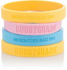 HSE24 Buddyguard® Insektenarmband, 4er Set