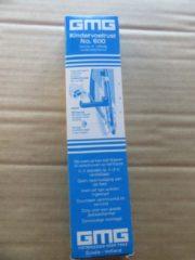 Zwarte Yepp GMG Kindervoetrust No600