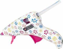 Witte Discountershop LijmPistool - Glue Gun - Hobby - Creatief - Lijmsticks - Lijm - Hot - knutselen - Crafts