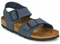 Birkenstock - New York - Sportieve sandalen - Jongens - Maat 35 - Blauw;Blauwe - BFNB Navy
