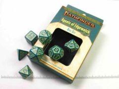 Turquoise Q Workshop Pathfinder: Agents of Edgewatch polydice set