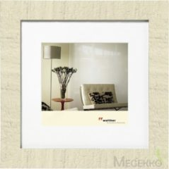 Creme witte Walther Home - Fotolijst - Fotomaat 30x30 cm - Crème