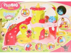 Big Toys Play Big Speelset Animal Planet Flower Paradise