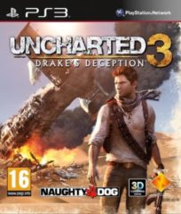 Naughty Dog Uncharted 3 Drake's Deception