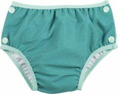 Ducksday - zwemluier voor baby en peuter UV-werend UPF 50+ - unisex - Epic - maat 74