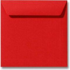 Enveloppenwinkel Envelop 17 x 17 Koraalrood, 25 stuks