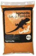 Bruine Komodo Caco Zand - Terracotta - 4 kg
