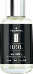 Medavita Idol Men Soother Beard Smoothing Oil, baardolie 50ml