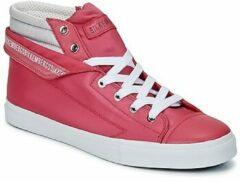 Roze Hoge Sneakers Bikkembergs PLUS 647