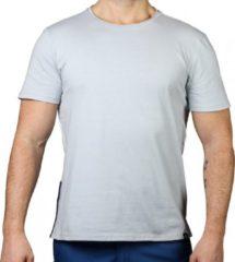 Grijze Sanwin Beachwear Vero Vero Heren T-shirt Maat L