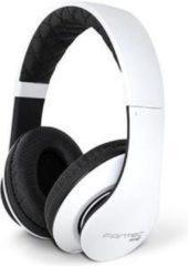 FANTEC SHP-3 wit/zwart Stereo hoofdtelefoon met microfoon. A