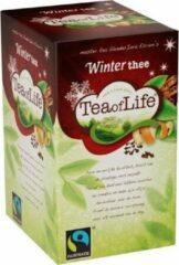 Tea of Life - Winterthee - 80 x 2gr