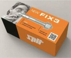Spit Fix 3 M8 x 5/55 MT doorsteekanker 057450 100stuks