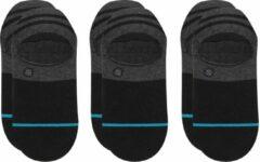 Stance - Gamut II 3 Pack - Multifunctionele sokken maat L, zwart