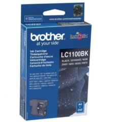 Brother LC-1100BK Black Ink Cartridge Nero cartuccia d'inchiostro
