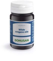 Bonusan Wilde Oregano Olie - 60 tabletten - Voedingssupplement