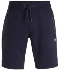 Marineblauwe Superdry Collective Heren Short - Maat S