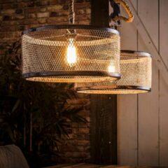 Grijze Easy Furn Hanglamp Melanie - Dubbel