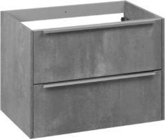 Saniselect Socan Onderkast 80x50,5x60 cm Beton Grijs