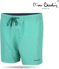Pierre Cardin - Heren Zwembroeken Swim Short - Groen - Maat XL