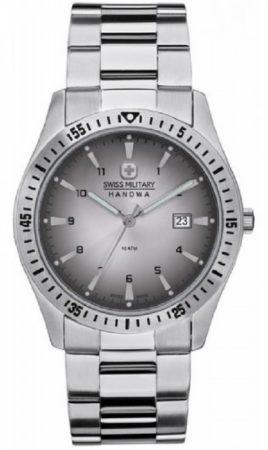 Afbeelding van Swiss Military Hanowa Checkpoint 6-5162.04.009 Heren Horloge