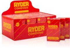 Transparante Ryder Condooms - 24 x 3 Stuks