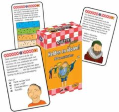 Ars Scribendi B.V. H.O.D.N. Schoolsuppor Quiz it - Quiz it junior Helden en idolen