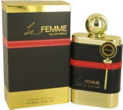 Armaf Le Femme 100 ml - Eau De Parfum Spray Women