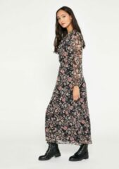 Rode LOLALIZA Maxi dress with flower print Dames Jurk Maat S