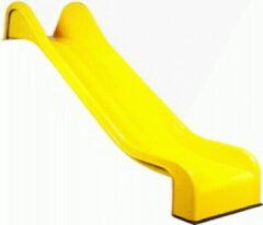 Intergard Glijbaan polyester geel voor speeltoestellen speelplaatsen 325cm