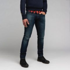 Blauwe PME Legend 5 Pocket Katoen PTR150-DBD Denim