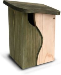 Beige Meuwissen Agro Nestkast Vogelhuisje - Curve Simon King