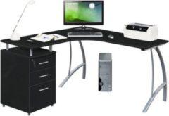 Hjh OFFICE Schreibtisch CASTOR