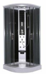 Badstuber Scala gesloten douchecabine 90x90x215cm - kitvrij