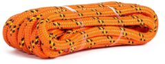 Gele Traxis Polypropyleen Touw - Orange/Black - 14mm - 10m