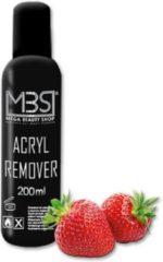 Transparante Mega Beauty Shop® Acryl remover Remover 200 Acrylnagels - Kunstnagels