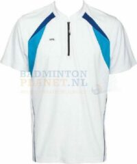 RSL T-shirt Badminton Tennis Wit maat 140