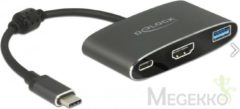 DeLOCK 62991 HDMI, USB 2.0, USB 3.0 interfacekaart/-adapter