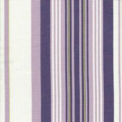 Acrisol Turqueta Violeta T6 paars gestreept stof per meter buitenstoffen, tuinkussens, palletkussens