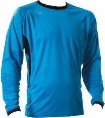 Precision Keepersshirt Premier Heren Polyester Blauw Mt 26/28