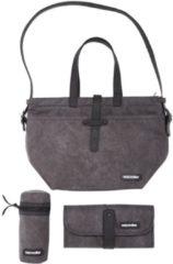 Grijze Isoki Easywalker Nursery Bag / verzorgingstas