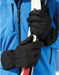 Zwarte Result Unisex Wintersporthandschoenen Maat S/M